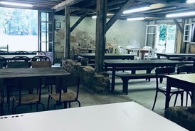 Une nouvelle salle de réception à Malabat